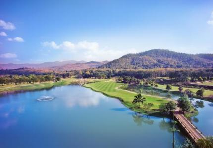 [치앙마이] 해발 500m 청정 가싼 쿤탄 골프 3박5일